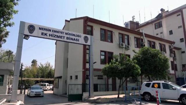 Mersin'de 5 polis gözaltına alındı