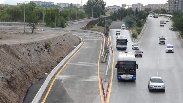 Ankaralılara müjde! Trafik yoğunluğu için çalışmalar sürüyor