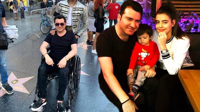 Murat Kurşun MS hastalığına yakalandı
