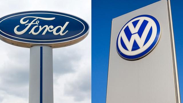 Volkswagen ve Ford'dan dev anlaşma