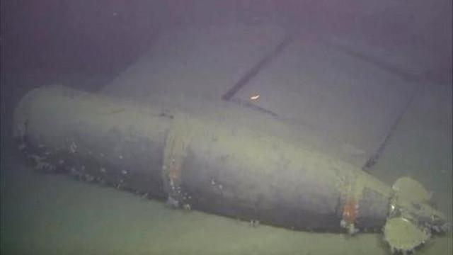 Batan denizaltıda nükleer sızıntı olduğu açıklandı