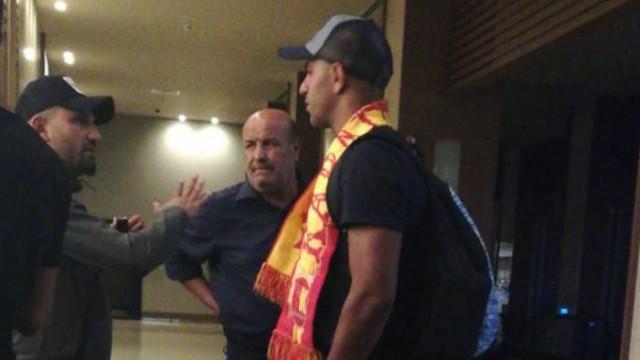 Aymen Abdennour, Kayseri'ye geldi