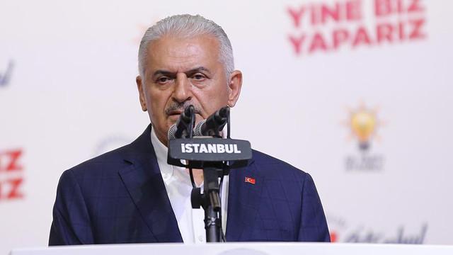 Binali Yıldırım'dan Süleyman Soylu'ya: ''Bu ne maskaralık Süleyman Bey!''
