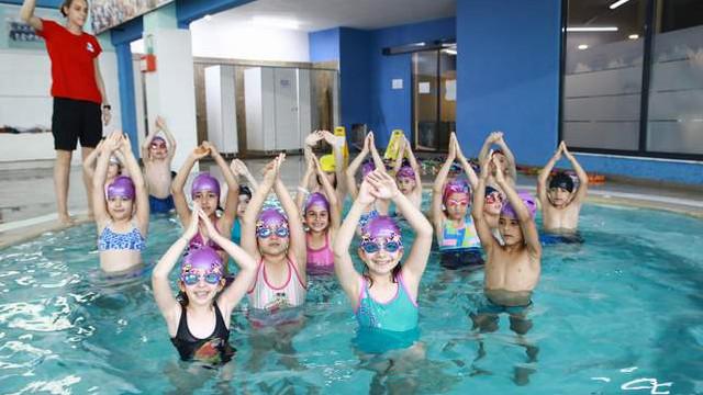 Sarıyerli çocuklara spor bilinci aşılanıyor