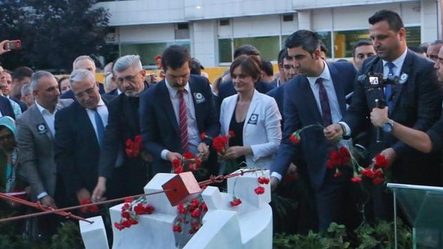 Srebrenista kurbanları, Kartal'da da unutulmadı