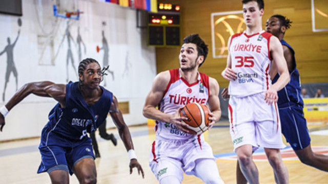 Ümit Milli Erkek Basketbol Takımı galibiyetle başladı