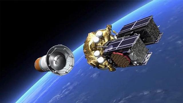 AB'nin uzaydaki GPS'i arızalandı