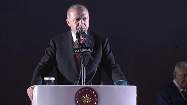 Erdoğan ''Hafıza 15 Temmuz'' müzesini açtı