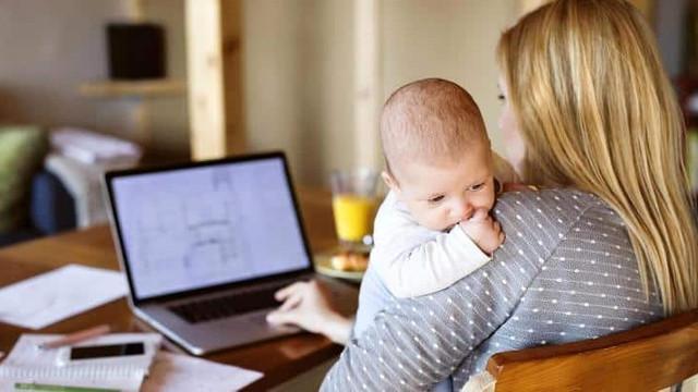 Çalışan annelere 4 destek birden