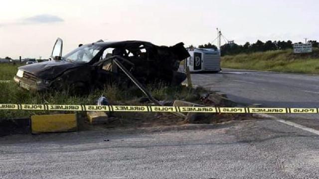 Eskişehir'de feci kaza: Çok sayıda ölü ve yaralı var