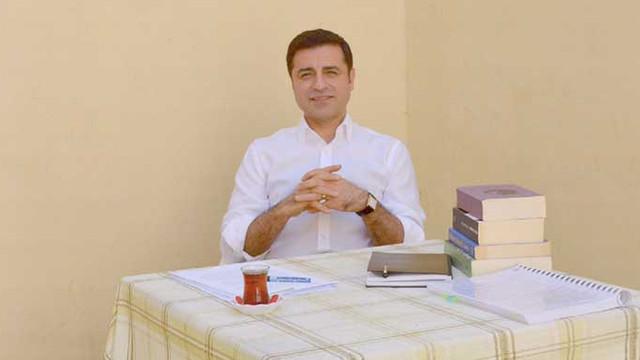 Selahattin Demirtaş'tan Ali Babacan mesajı