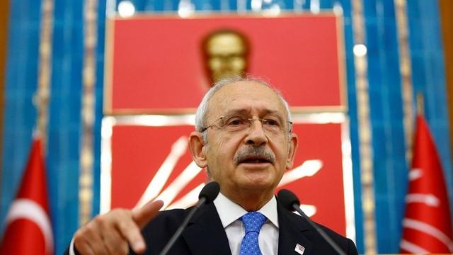 Kılıçdaroğlu: ''FETÖ'nün siyasi ayağı nerede?''