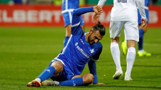 Galatasaray ve Başakşehir, Darmstadt'tan Serdar Dursun'u istiyor