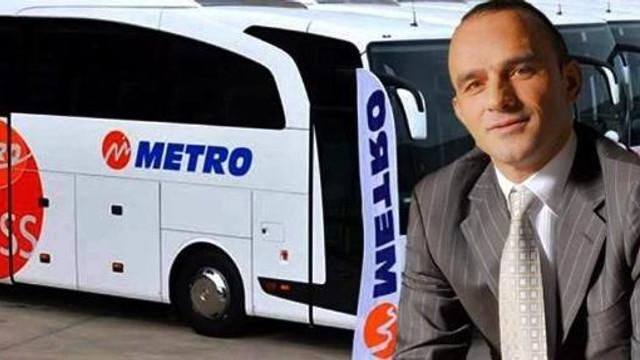 Metro Turizmin sahibinden rakibine: ''Seni 17. Kattan atarım''