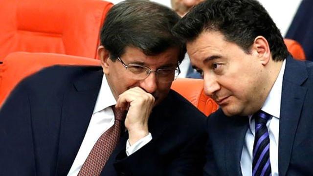 Davutoğlu ve Babacan aynı partide birleşecek mi ?