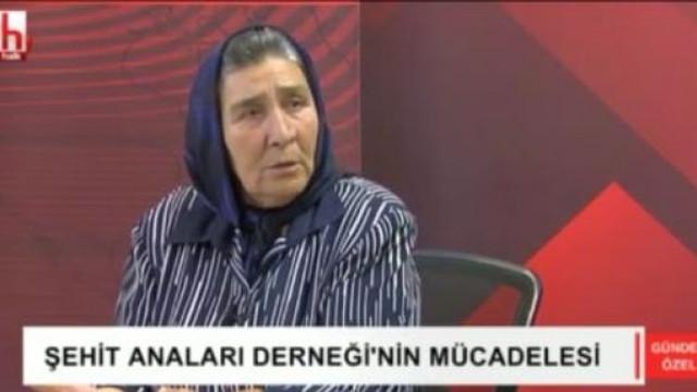 Pakize Akbaba'dan Erdoğan'a tepki: ''Oğlunun kurduğu vakıflara benzemez''