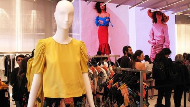 Zara'dan '''sürdürülebilir'' kıyafet sözü