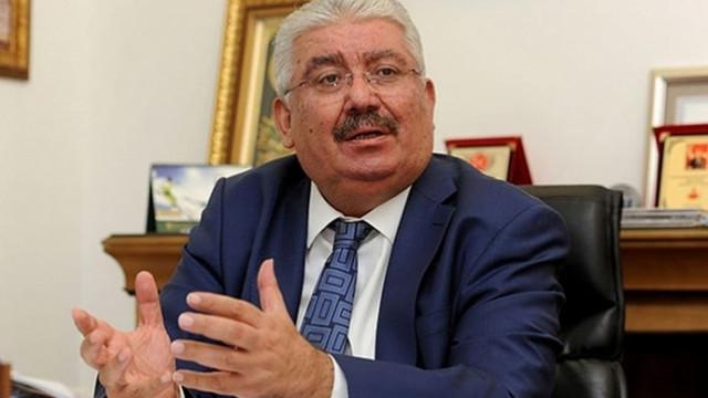 MHP'den Davutoğlu'na: ''Akılsız!''