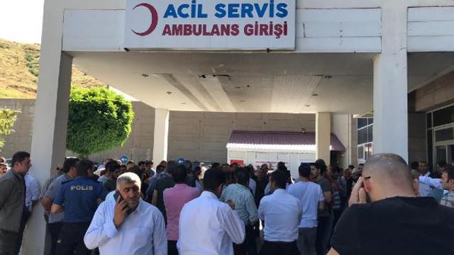 Bitlis'te alçak saldırı: 1 binbaşı şehit oldu