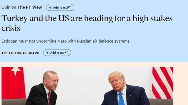 Financial Times'tan kritik analiz: ''Trump'a güvenmek akıllıca olmaz''
