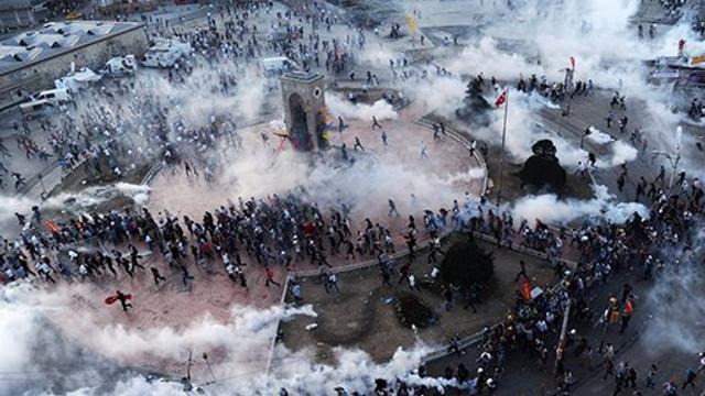 Gezi direnişi internet sitesi engellendi