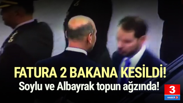Ankara kulislerinden revizyon iddiası: Fatura 2 bakana kesildi !