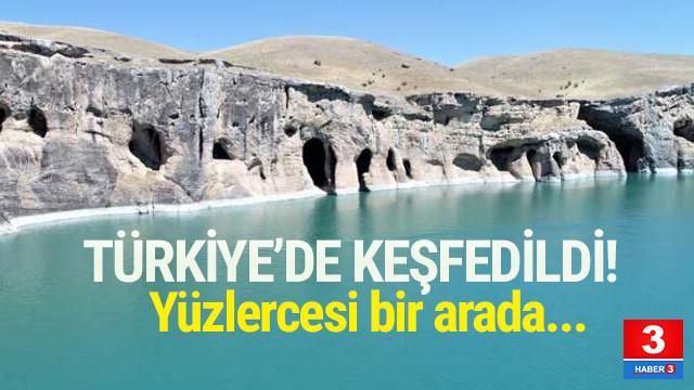 Türkiye'de keşfedildi: Burası ''Kara Leylek Kanyonu''