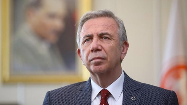 Ankara Büyükşehir'deki istifa için açıklama geldi !