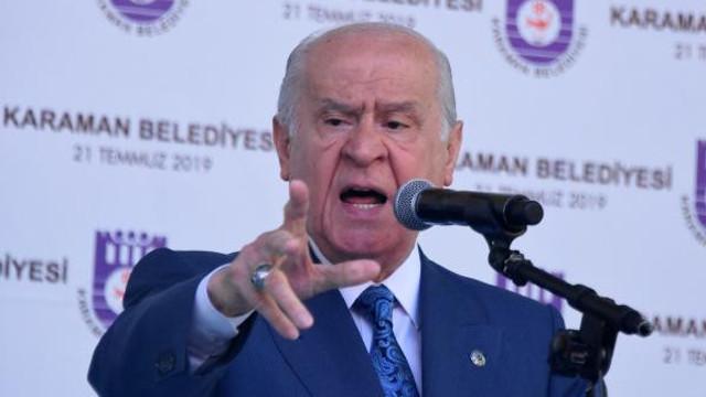 Bahçeli'den HDP'ye çok sert sözler