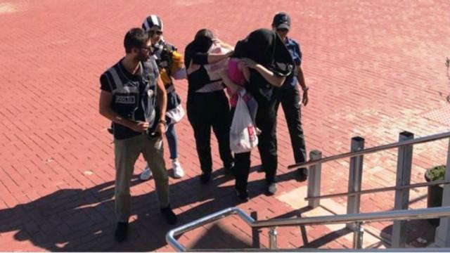 Düğünde takıları çalan iki kişi tutuklandı