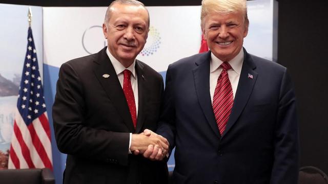 ABD gazetesinden flaş iddia: Trump, Erdoğan'a güvence verdi