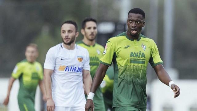 Kayserispor'da Ziya Alkurt ilk golünü attı