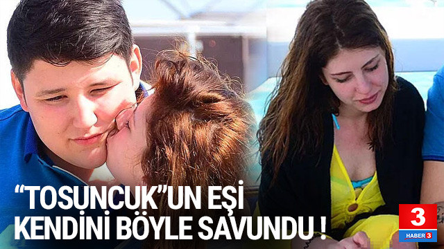 Tosuncuk'un eşi Sıla Aydın'ın ifadesi ortaya çıktı