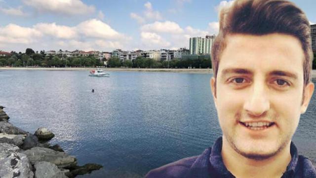 Yeşilköy'de denizde kaybolan gençten acı haber