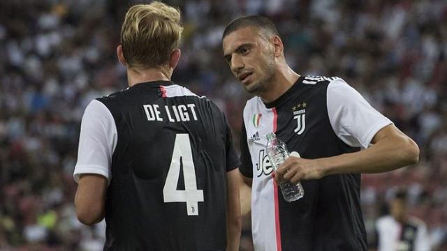 Juventus'un Türk oyuncusunun vize sorununu Türkiye çözdü