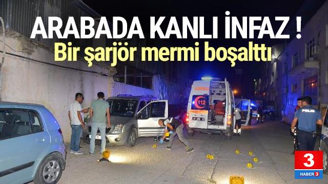 Güvenlik görevlisine korkunç infaz