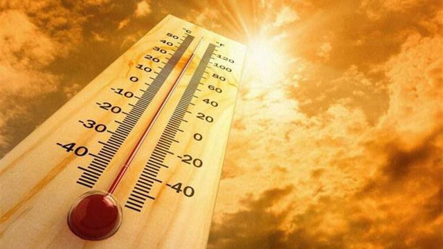 Avrupa'da kırmızı alarm ! Sıcaklık 40 dereceye çıktı
