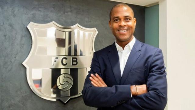 Patrick Kluivert Barcelona altyapısının futbol direktörü oldu