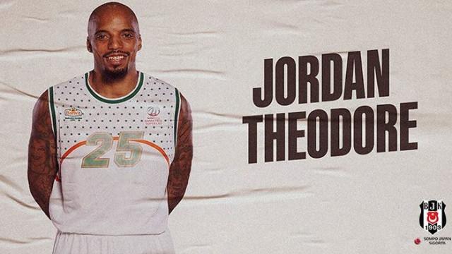 Beşiktaş, Jordan Theodore'yi kadrosuna kattı