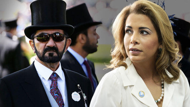 Şeyhin karısı İngiltere'ye kaçmıştı ! Diplomatik kriz kapıda