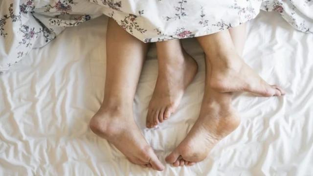 Seks yapmak istemeyen kocasına bakın ne yaptı !