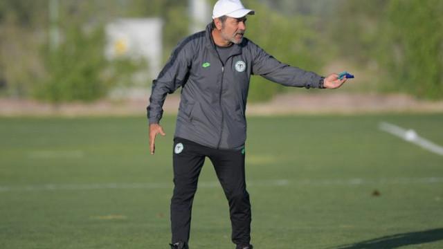 Konyaspor'da yeni sezon hazırlıkları sürüyor