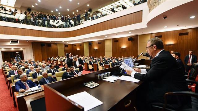 Ankara Büyükşehir Belediye Meclisi toplanıyor