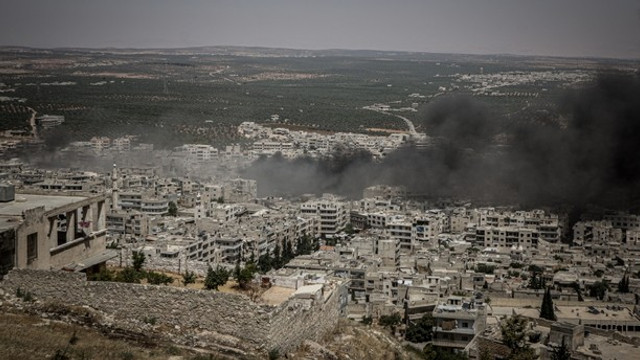 İdlib'de ölüm yağdıran Esad rejimi, ateşkesi kabul etti