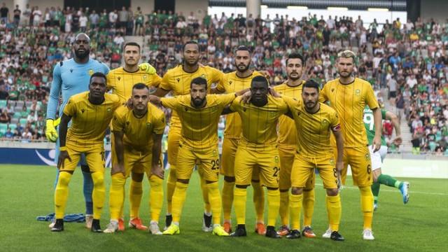 Olimpija Ljubljana 0 - 1 Yeni Malatyaspor