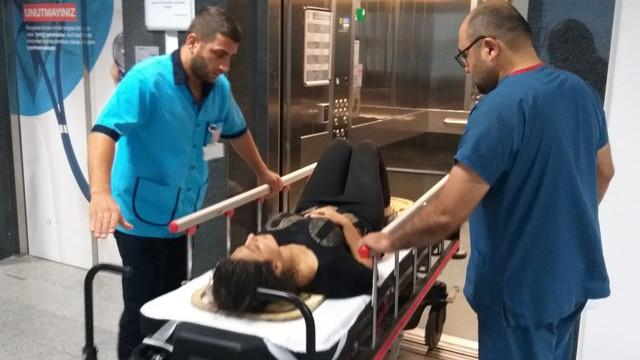Bayram tatili yolunca feci kaza: 1 ölü, 4 yaralı