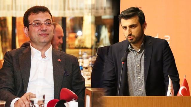 İmamoğlu Erdoğan'ın damadını neden ziyaret ettiğini açıkladı