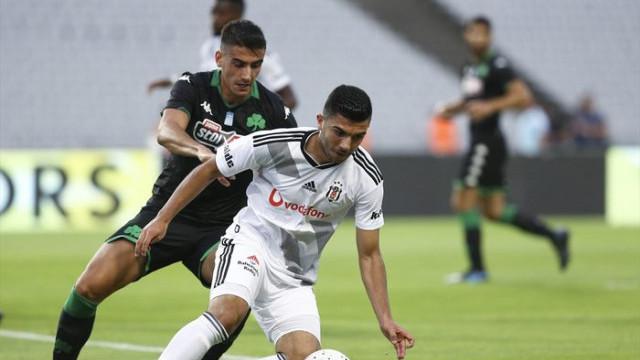 Beşiktaş 2 - 2 Panathinaikos (Hazırlık maçı)