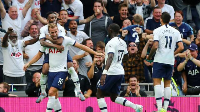 Tottenham 3 - 1 Aston Villa (Premier Lig)