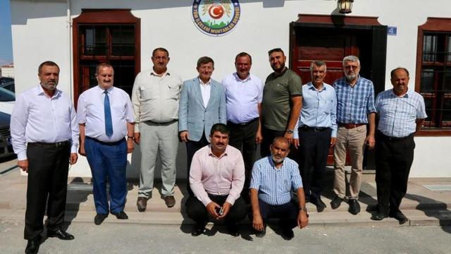 AK Parti'de Ahmet Davutoğlu krizi !